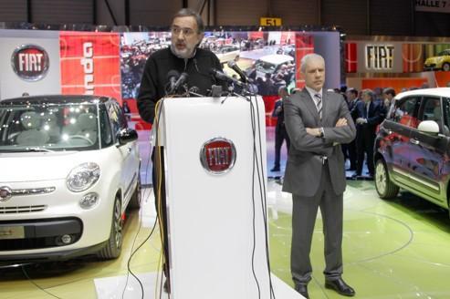 Le patron de Fiat appelle à fermer des usines en Europe