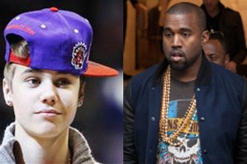 Justin Bieber, Kanye West participe à son nouvel album
