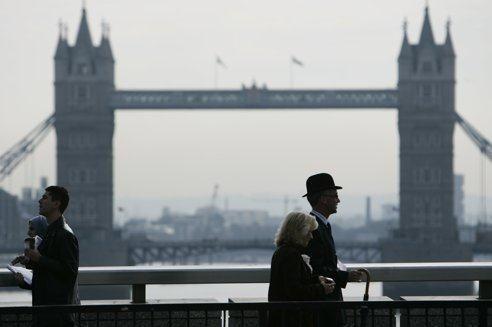La City de Londres a perdu 100.000 emplois depuis 2007