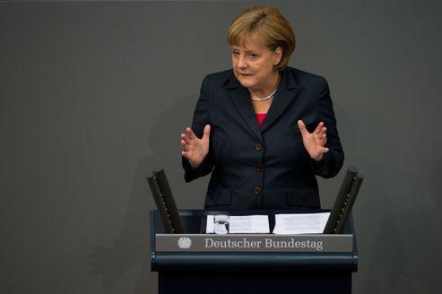 Les forces de l'Allemagne ne sont «pas illimitées»