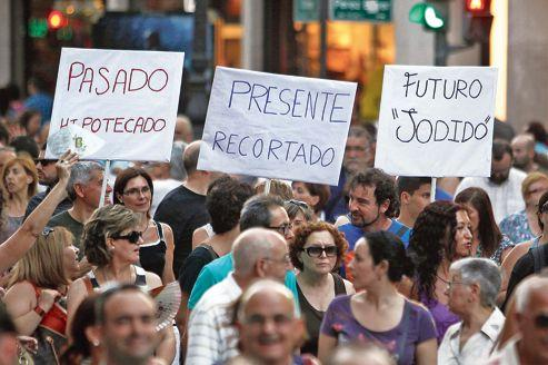 Espagne: Valence demande l'aide de Madrid