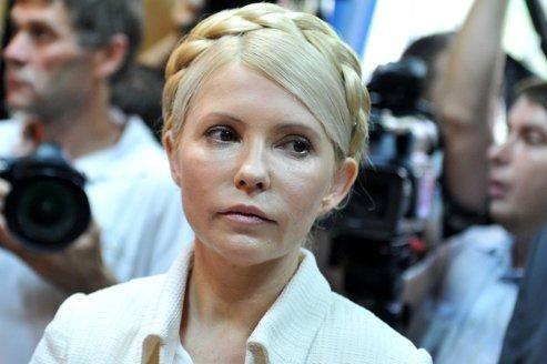 Ukraine : la justice confirme la condamnation de Timochenko