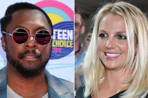 Britney Spears chantera sur le titre Sexy Sexy de Will.i.am