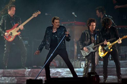 Johnny Hallyday : son nouvel album en écoute