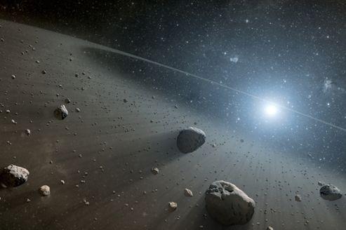 L'astéroïde Apophis va frôler la Terre ce soir