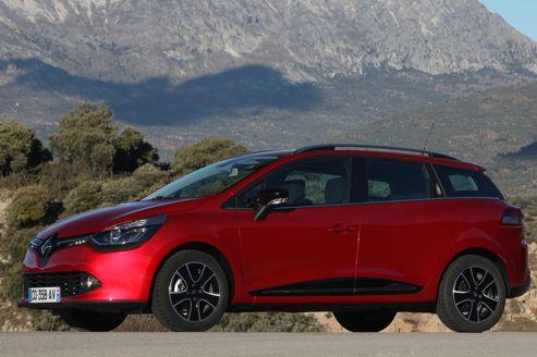 Renault Clio 4 Estate : un grand break