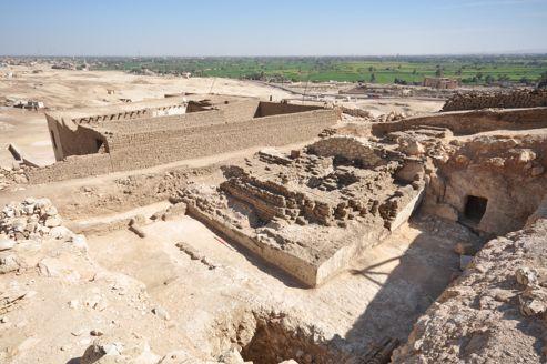 Découverte en Égypte d'une nouvelle pyramide