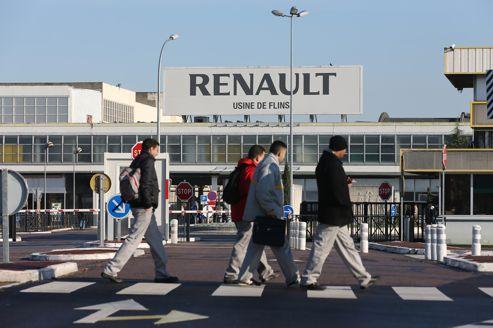 Les salariés de Renault acceptent de travailler plus