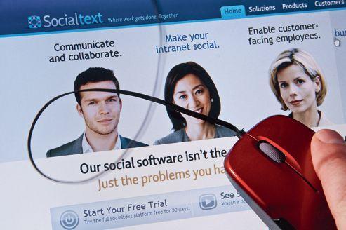 Réseaux sociaux: les entreprises s'y mettent aussi