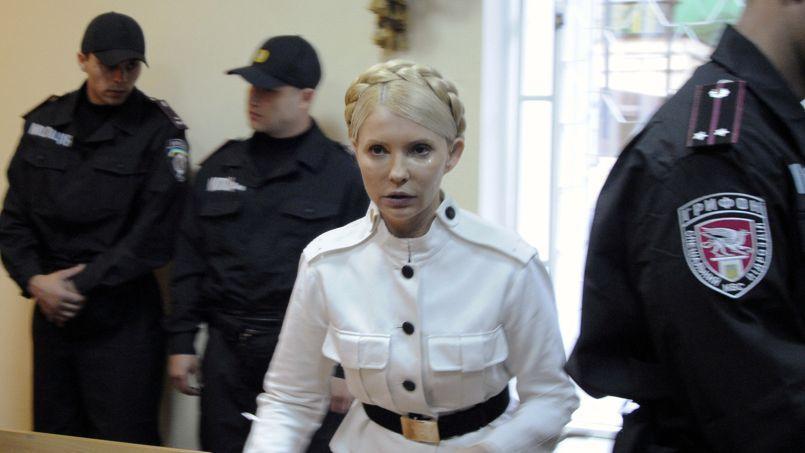 Timochenko : la CEDH condamne l'Ukraine