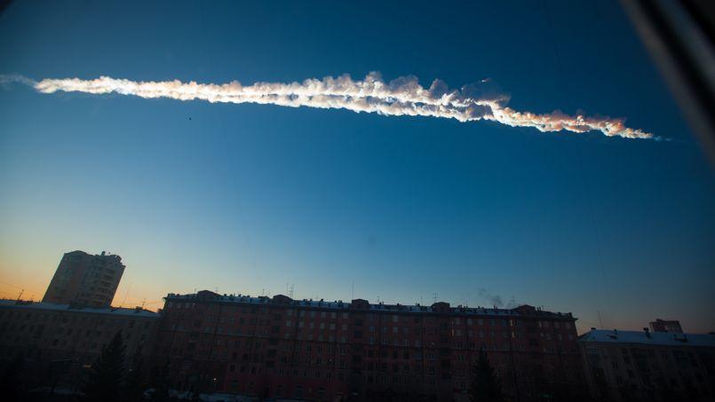 Les ondes de la météorite russe ont fait le tour du monde