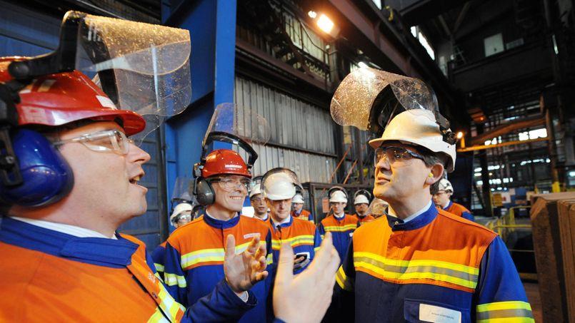 EDF participe au plan de sauvetage de l'usine de Saint-Jean-de-Maurienne