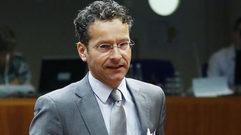 Jeroen Dijsselbloem: «Je n'ai que très peu à offrir aux banques en difficultés»