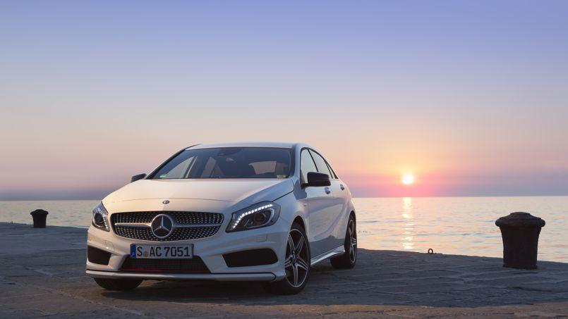 La France bloque la vente de certaines Mercedes
