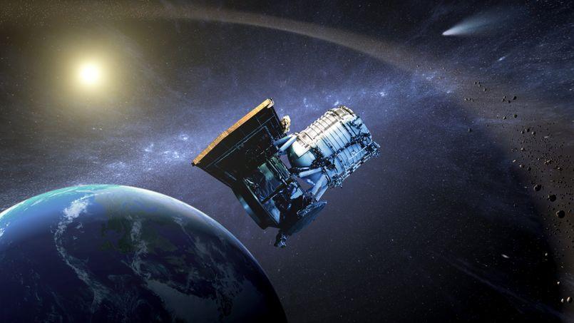 La Nasa va réactiver un télescope spatial chasseur d'astéroïdes