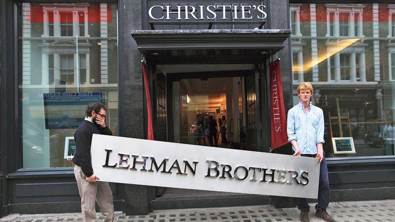 Cinq ans après Lehman Brothers, le risque financier s'est déplacé