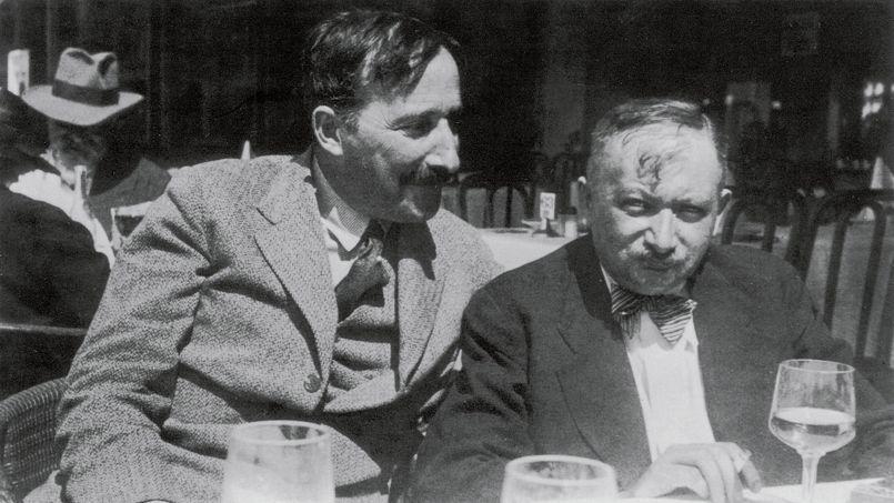 Zweig et Roth, témoins et victimes d'une Europe à l'agonie