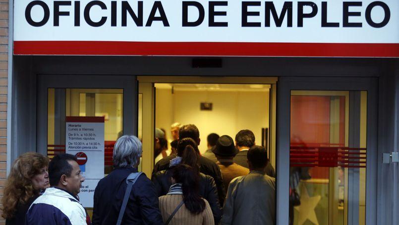 Zone euro: le chômage toujours à un niveau record