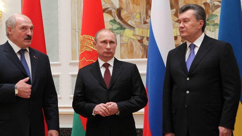 L'Ukraine s'éloigne d'un accord avec l'Europe