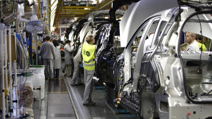 Compétitivité: l'OCDE accable la France