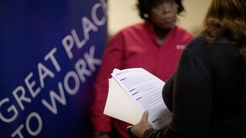 Le chômage au plus bas en cinq ans aux États-Unis
