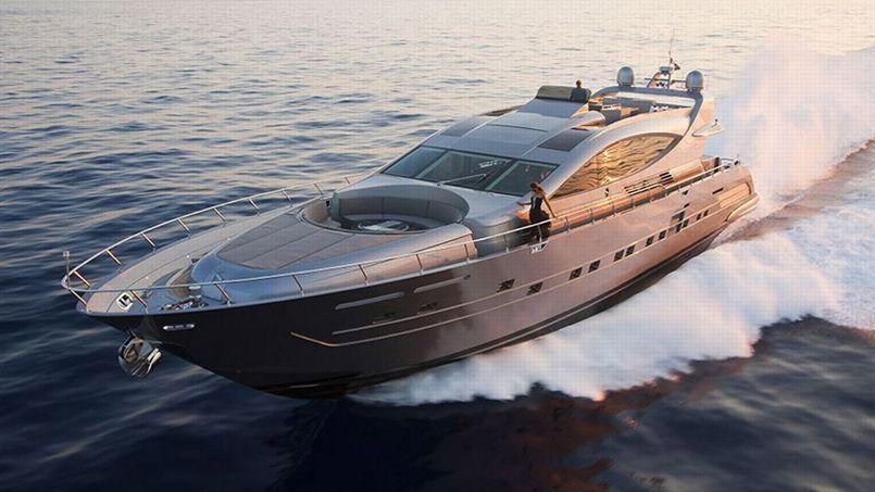 Les yachts Rodriguez Group en redressement judiciaire
