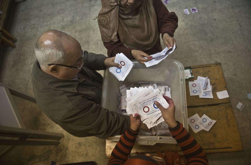 L'Égypte a dit «oui» à la Constitution