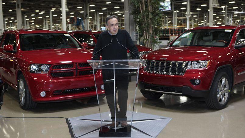 Les défis du nouveau Fiat Chrysler Automobiles