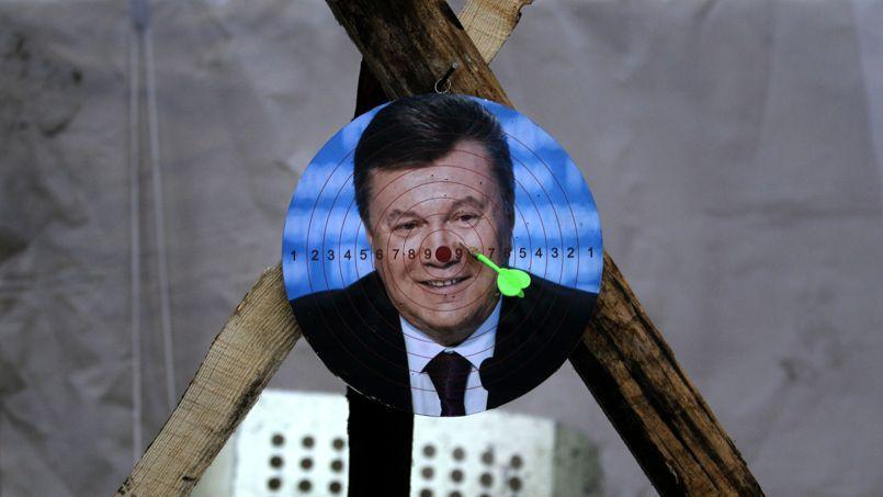 Le Parlement ukrainien saisit la justice internationale contre Ianoukovitch