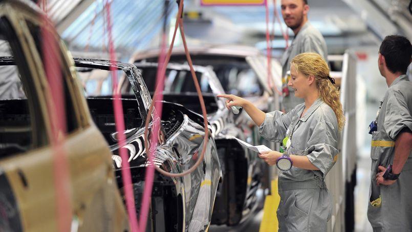 Renault a réduit de 4 % le coût du travail en France