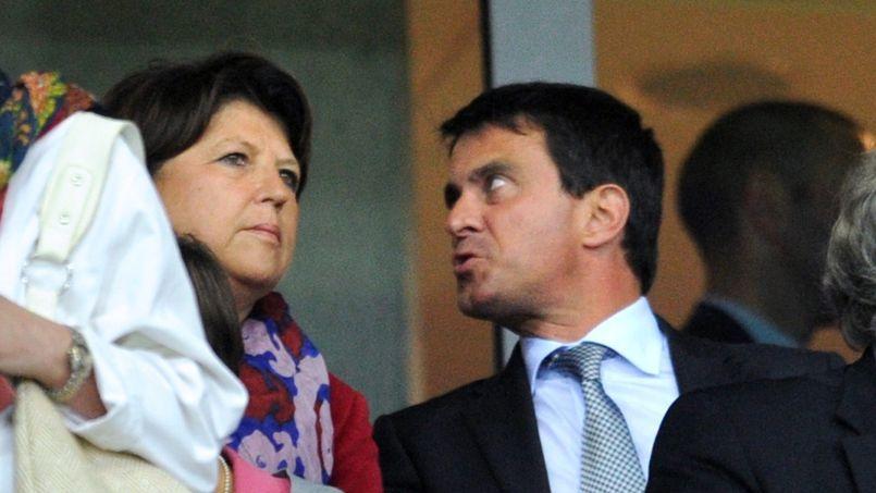 Oui, Aubry aurait signé le texte des députés frondeurs contre Valls