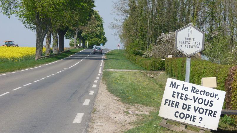 La bataille d'un village des Ardennes contre la fermeture du collège