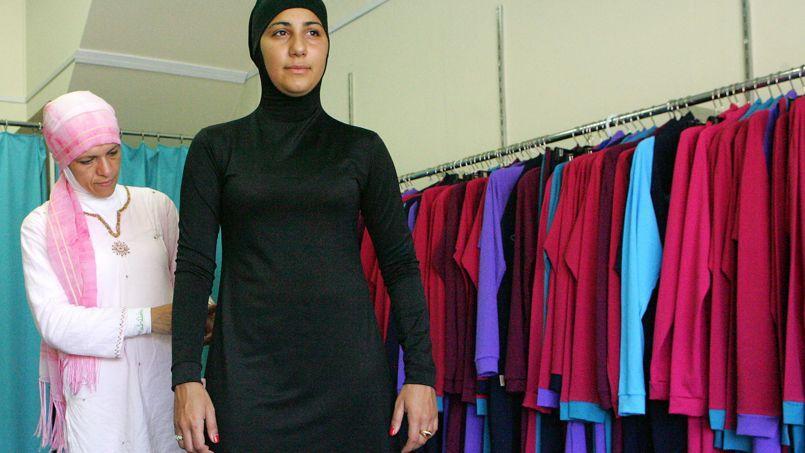 Une musulmane porte plainte contre l'interdiction du burkini en Allemagne