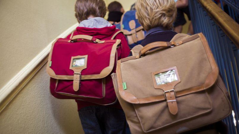 Les vols de clés dans des cartables préoccupent l'Éducation nationale