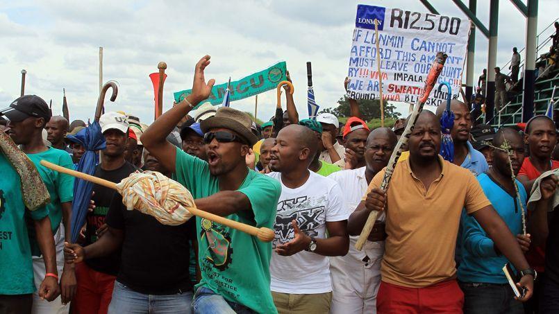 Afrique du Sud : les grèves sèment le trouble dans le secteur automobile