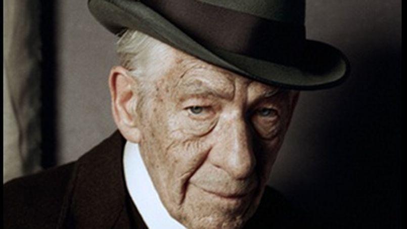 Ian McKellen : première photo en Sherlock Holmes de 93 ans
