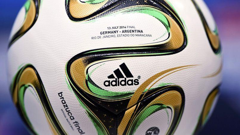 Le champion du monde c 39 est adidas - Ballon de la coupe du monde 2014 ...