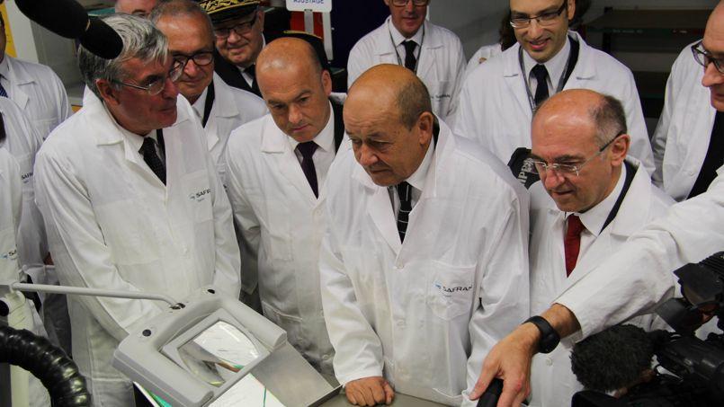 Cinquième reconversion pour l'usine Sagem de Fougères