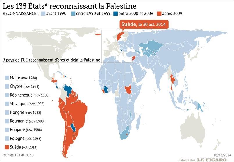 Le PS va déposer un texte à l'Assemblée pour reconnaître la Palestine