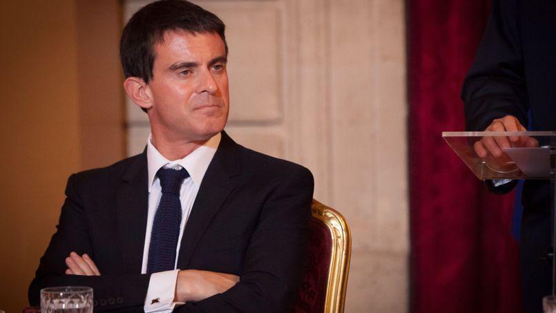 À l'Assemblée, l'apéro des pro-Valls fait grincer des dents