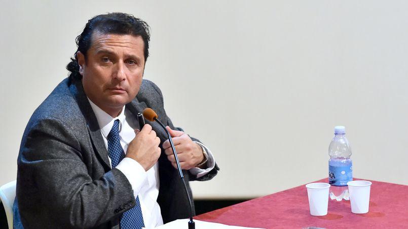 Le commandant du Concordia, Francesco Schettino, un «capitaine des provocations»