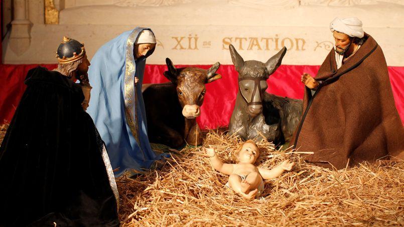 Bataille juridique autour des crèches de Noël