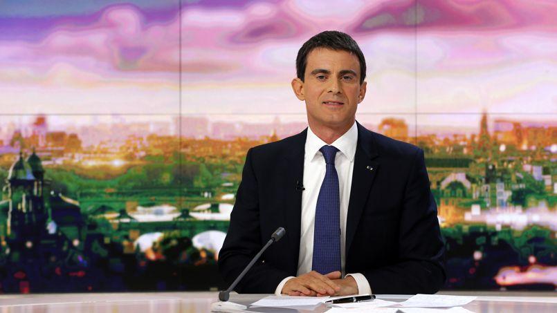 Ce qu'il faut retenir de l'intervention de Manuel Valls sur France 2