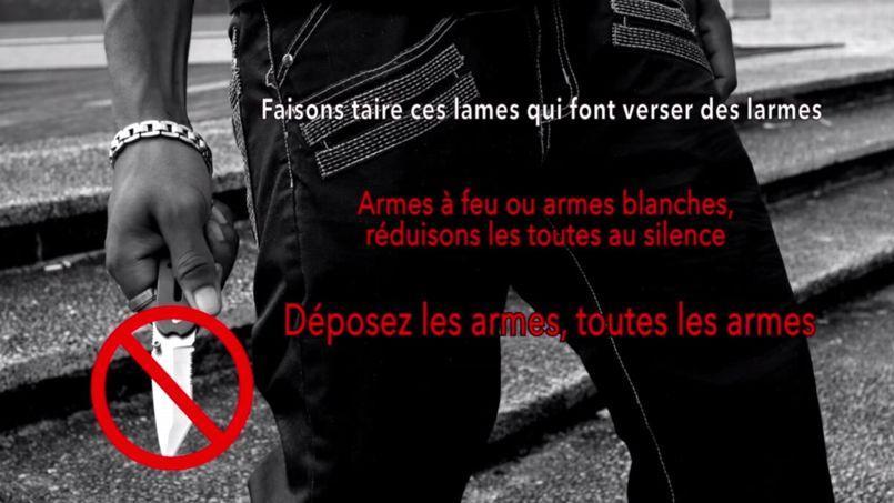 Guadeloupe : une campagne pour inciter à déposer les armes