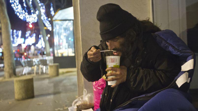 Au moins six sans-abri morts à cause du froid en France