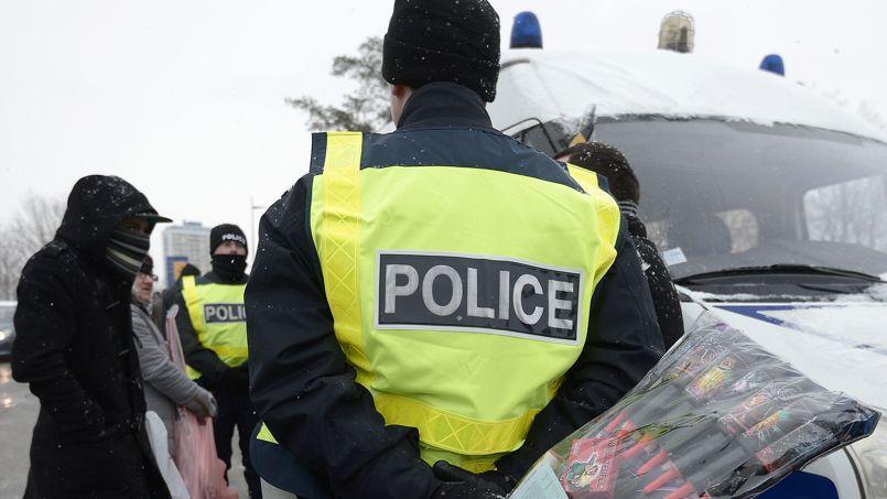 Saint-Sylvestre : 55.000 policiers et gendarmes mobilisés