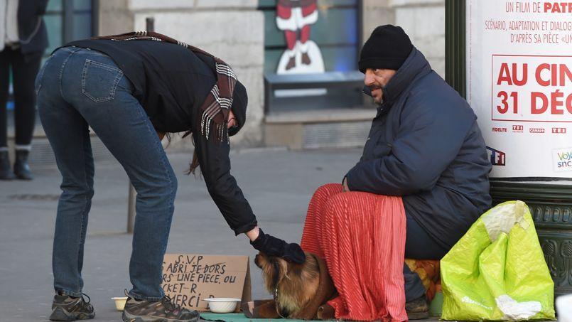 Vague de froid : comment venir en aide aux sans-abri