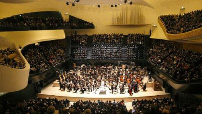 La Philharmonie de Paris applaudie sur Twitter