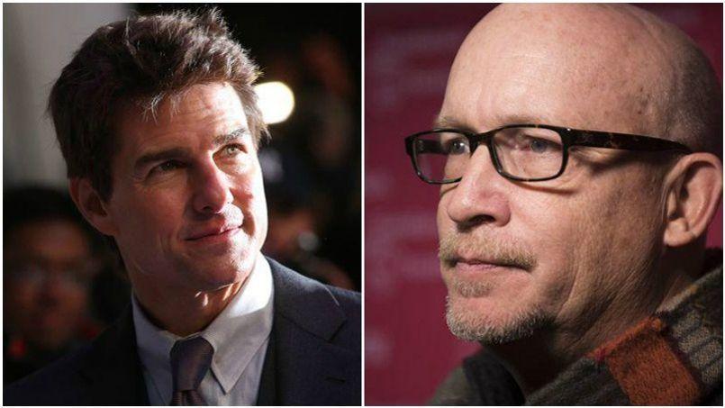 Tom Cruise est l'un des membres célébres de la secte américaine aux pratiques controversées. A droite, le réalisateur du documentaire Alex Gibney.