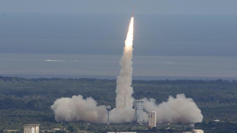 La mini navette européenne IXV réussit son baptême spatial